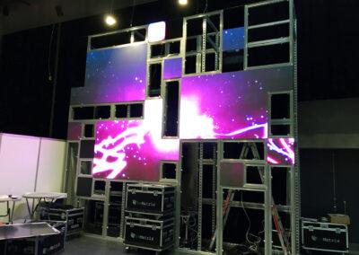 pantalal led display